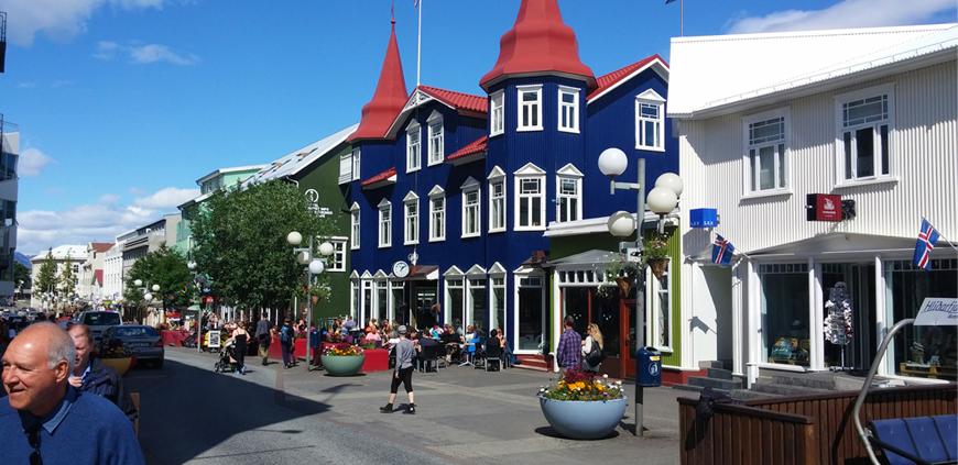 Akureyri centre