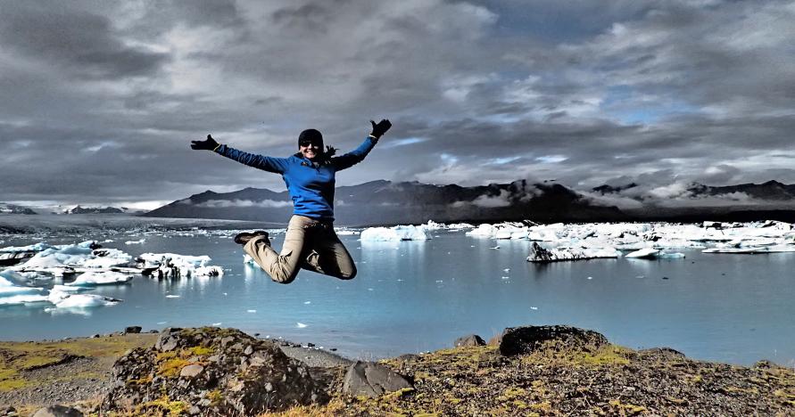 The Glacier Lagoon - Jökulsárlón