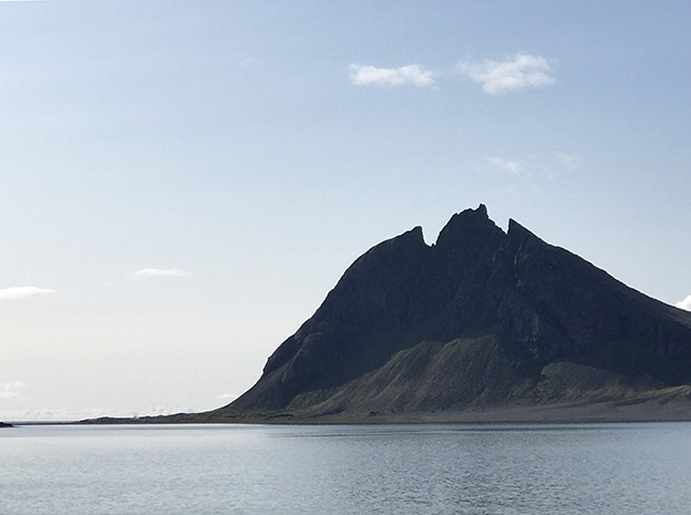 Batman mountain. Destination on Iceland Discovery private tours